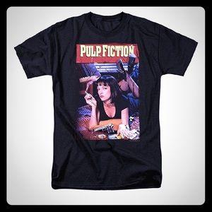 Other - Pulp Fiction Film Unisex Graphic T - Shirt 📽